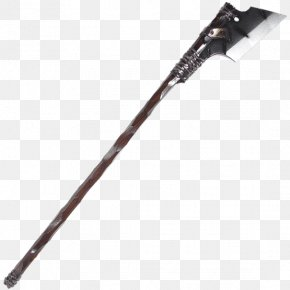 Axe - Live Action Role-playing Game Splitting Maul Larp Axe Weapon PNG