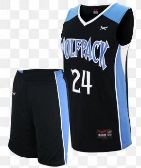 Basketball Uniform - T-shirt Basketball Uniform Jersey PNG