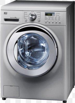Washing Machine - Washing Machine Combo Washer Dryer Clothes Dryer LG Corp PNG