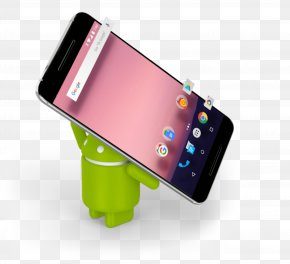 Android - Android Nougat Mobile Phones Android 7.1 Over-the-air Programming PNG