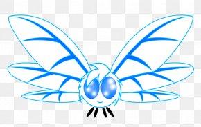 Snowflake Vector Art - Twilight Sparkle Butterfly Line Art Clip Art PNG