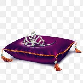 Crown - Pillow Crown Clip Art PNG