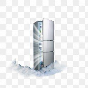 Refrigerator - Refrigerator Home Appliance Washing Machine PNG