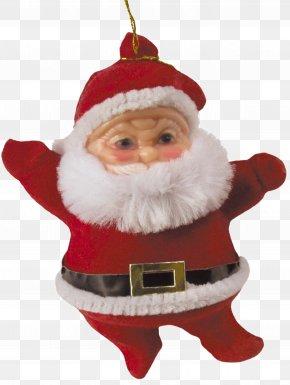 New Year - Ded Moroz Santa Claus Snegurochka Christmas Ornament PNG