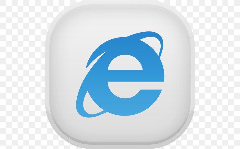 Internet Explorer 11 Web Browser Internet Explorer 10 Internet Explorer 8, PNG, 512x512px, Internet Explorer, Blue, Brand, Internet, Internet Explorer 6 Download Free