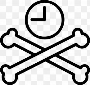 Skull - Human Skull Symbolism Skull And Crossbones Skeleton PNG