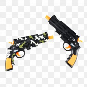 Children Toy Guns - Toy Weapon Firearm Child PNG