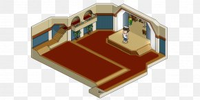 Anonymous - Habbo Anonymous Game Room The Lost Monkey PNG