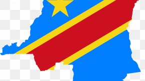 United States - Flag Of The Democratic Republic Of The Congo Democracy PNG