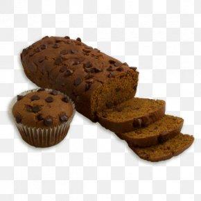 Bread - Muffin Pumpkin Bread Breadsmith Chocolate Brownie Rye Bread PNG