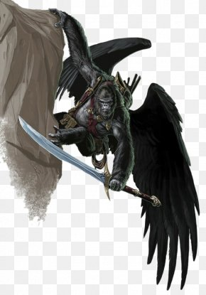 Fly Ape Warrior - Dungeons & Dragons Pathfinder Roleplaying Game D20 System Call Of Cthulhu Shadowrun PNG