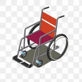 Vector Wheelchair - Wheelchair Stretcher Ambulance PNG