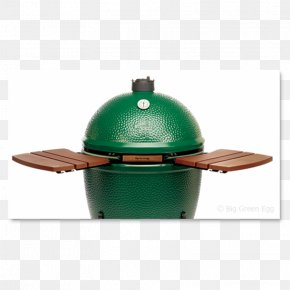 Barbecue - Barbecue Big Green Egg Large Kamado Smoking PNG