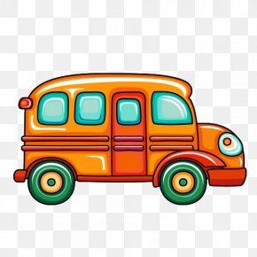 Cartoon Car - Car Automotive Design PNG