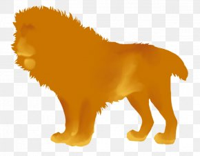 Lion - Dog Breed Lion Puppy Felidae Cat PNG