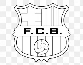 Fc Barcelona - FC Barcelona La Liga UEFA Champions League Football Coloring Book PNG