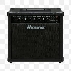 Electric Guitar - Guitar Amplifier Ibanez IBZ10G Electric Guitar PNG