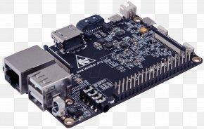 Computer - Microcontroller Banana Pi Single-board Computer Raspberry Pi Serial ATA PNG