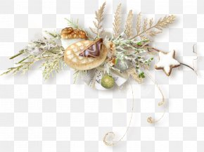 Christmas Decorations - Christmas Ornament Snowflake Clip Art PNG