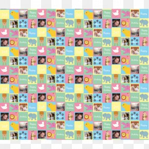 Gift - Paper Textile Gift Wrapping Spoonflower PNG