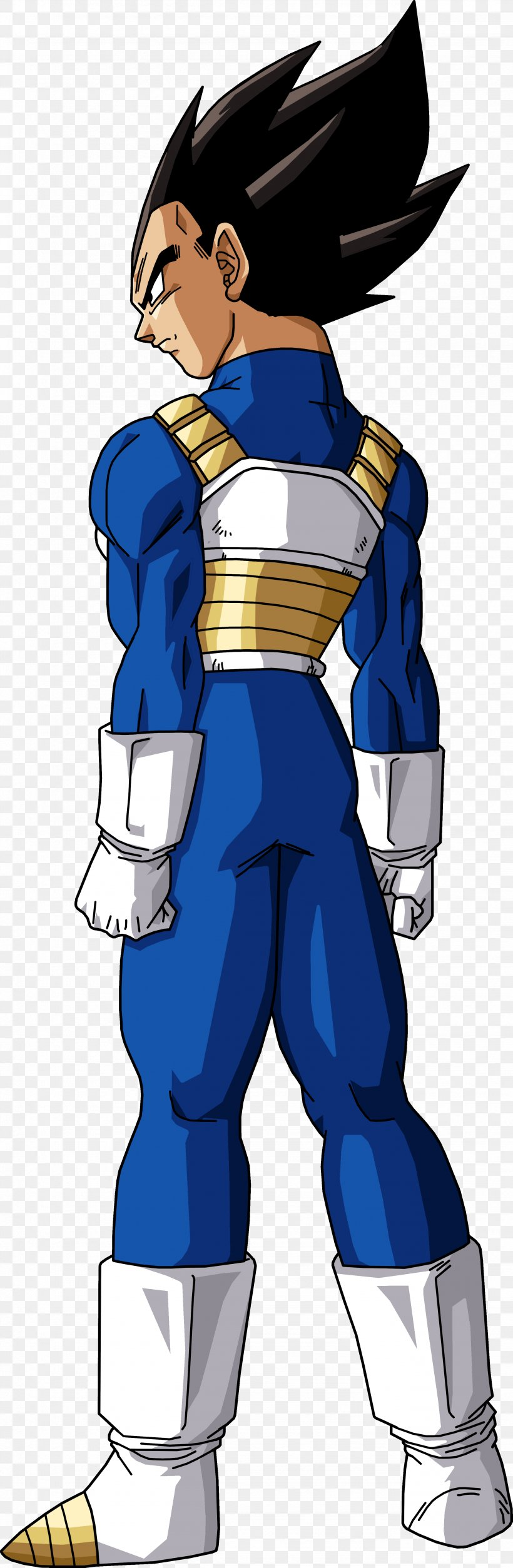 Vegeta Goku Frieza Gohan Gotenks, PNG, 2557x7820px, Vegeta, Cartoon, Deviantart, Dragon Ball, Dragon Ball Super Download Free