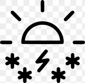 Snow - Clip Art Snow Weather Forecasting Image PNG