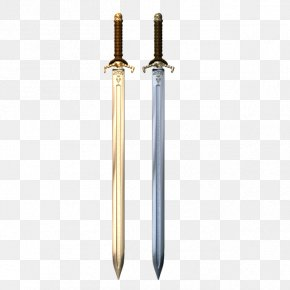 Sword - Sabre Sword Weapon Icon PNG