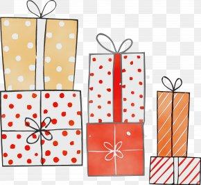 Paper Bag Paper - Orange PNG