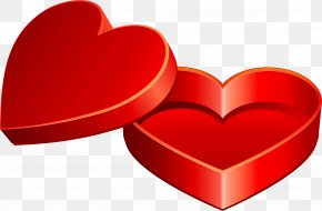 I Love You - Valentine's Day Heart Love Gift Clip Art PNG