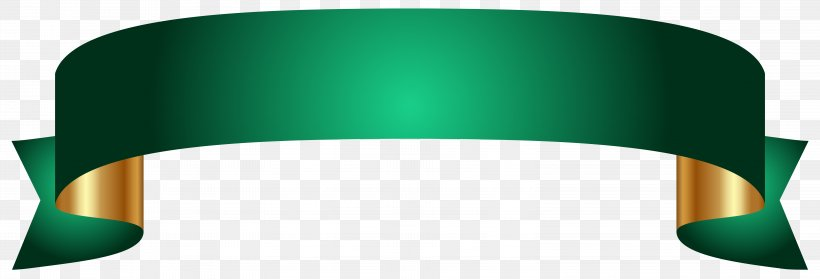Banner Clip Art, PNG, 6288x2143px, Banner, Brand, Green, Green Ribbon, Product Design Download Free