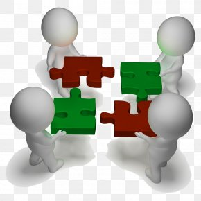 Cooperation In The Fight Pattern 3D Villain - Continuous Integration Business Information Teamwork Organization PNG