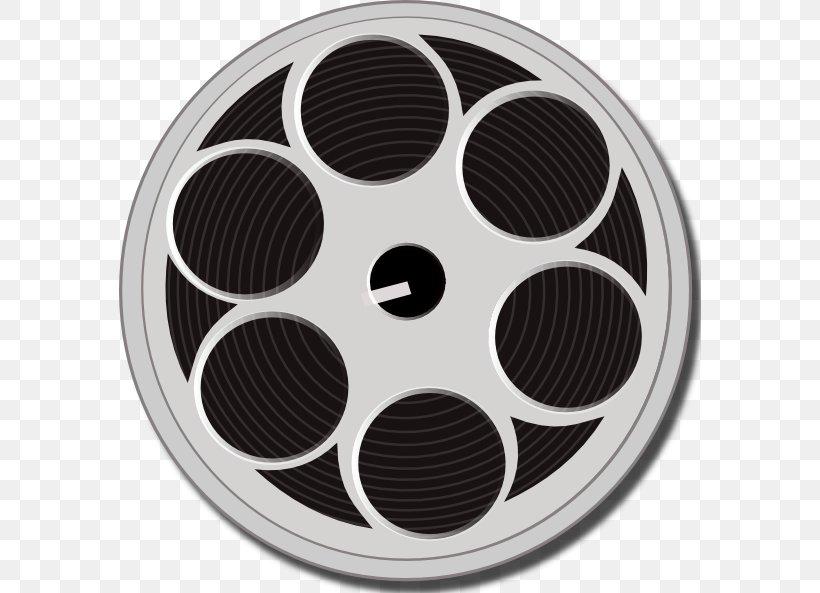 Film Reel Cinema Clip Art, PNG, 582x593px, Film, Art, Art Film, Cinema, Cinematography Download Free