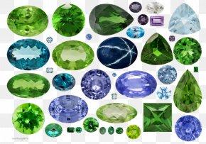 Gemstone - Gemstone Jewellery Necklace Clip Art PNG