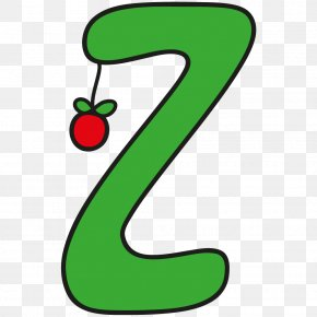 Creative Christmas English Letters - Letter English Alphabet Z PNG