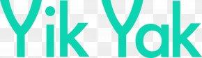 Yak - Yik Yak Logo PNG