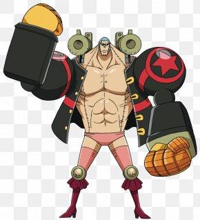 One Piece - Franky Monkey D. Luffy Dracule Mihawk Nami Usopp PNG