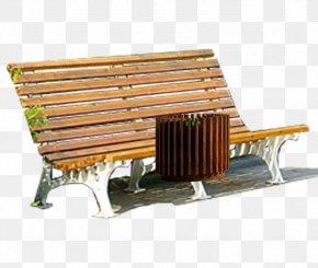 Park Bench - Park Bench Download Computer File PNG