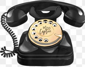 Retro Phone - Vector Graphics Illustration Stock Photography Clip Art PNG