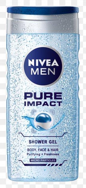 Shower-gel - NIVEA Men Care Shampoo Pure Anti-Dandruff Shower Gel Amazon.com Ramadan 2018 PNG