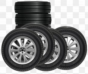 Tires - Car Tire Wheel Clip Art PNG