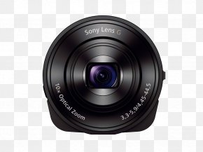 Video Camera Lens Transparent - DSC-QX100 Camera Lens Camera Lens Image Resolution PNG