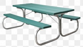 Outdoor Table Cliparts - Picnic Table Tablecloth Clip Art PNG