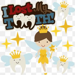 Missing Tooth Cliparts - Tooth Fairy I Lost My Tooth! Dentist Clip Art PNG