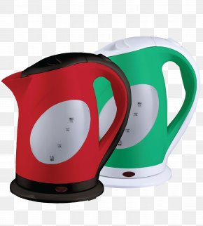 Kettle - Electric Kettle Home Appliance Cookware Small Appliance PNG