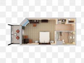 Balcony - Facade Floor Plan PNG
