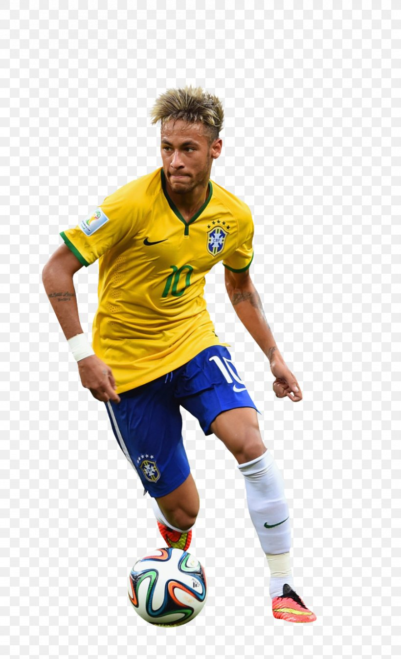 Neymar Brazil National Football Team 2014 FIFA World Cup Real Madrid C.F., PNG, 900x1480px, 2014 Fifa World Cup, Neymar, Athlete, Ball, Brazil Download Free