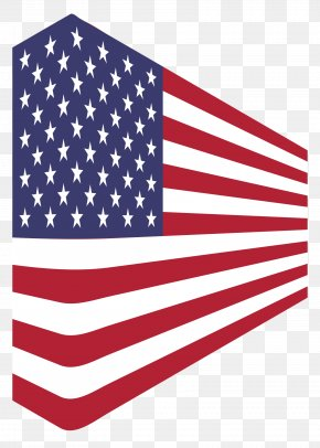America - Flag Of The United States PNG