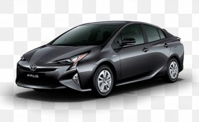 Toyota Prius - 2017 Toyota Prius Prime Car 2016 Toyota Prius Toyota Prius Plug-in Hybrid PNG