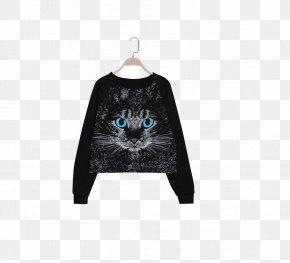 Black T-shirt - T-shirt Black Designer Coat PNG