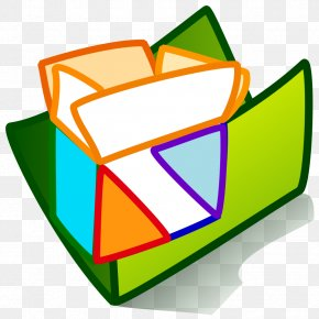 Folders - Email Box Yahoo! Mail Clip Art PNG